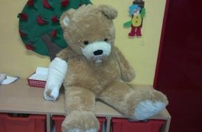 Medvídkova nemocnice 27.11.2012