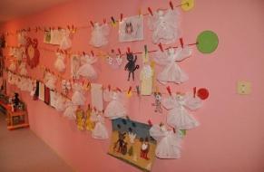 VV výstava rodiče a děti malují 5.12.2012