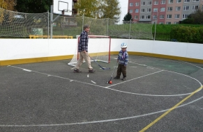 Hokejbal 31.10.