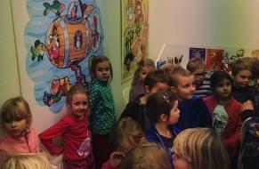 Tajemství Čtyřlístku - výstava 10.12.