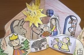 Kreslení v prosinci 21.12.