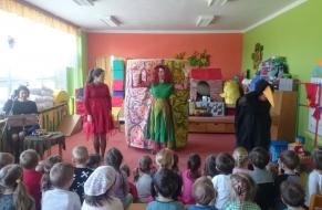 Divadlo čarodějnice 29.4.