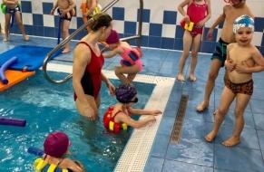 Plavání - 3. skupina